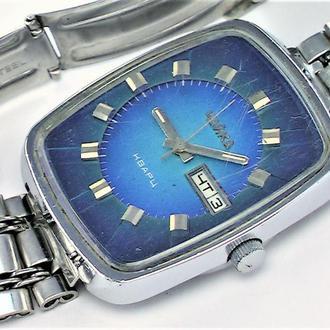 Часы Чайка кварц