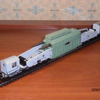 14-осный вагон-транспортер Liliput H0 (1:87)