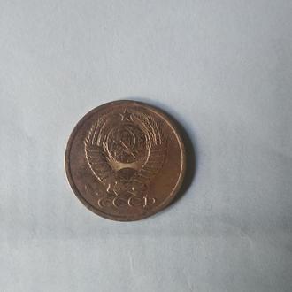 Монета СССР 5 копеек 1982