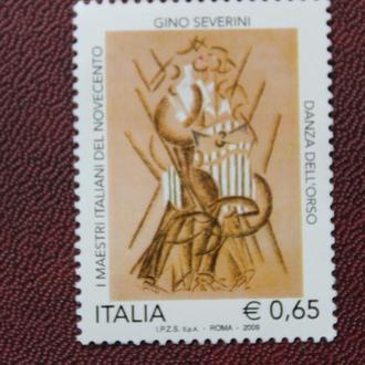 Италия. 2009г. **