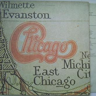 CHICAGO XI LP  VG++/EX