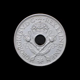 1 Шиллинг 1935,(12) Новая Гвинея