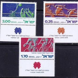 Израиль 1964 г  MNH -