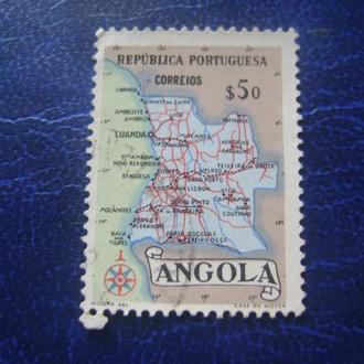 Ангола.