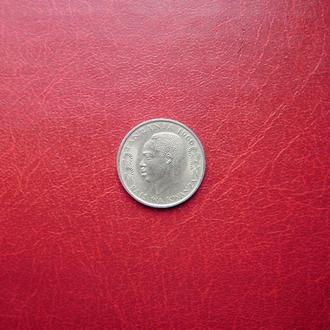 Танзания 50 центов 1966