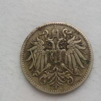 Монета Австро-Угорщини.