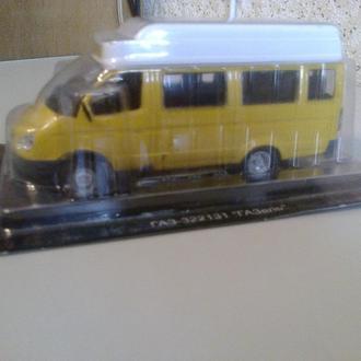 """ГАЗ 322131 """"Маршрутное такси"""" Автомобиль на службе №41"""