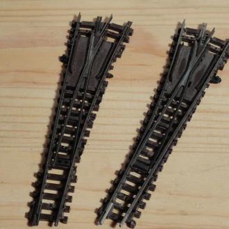 (0166) пара стрелок Arnold в масштабе N (1:160)