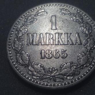 1 марка 1865