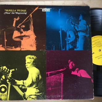 Vanilla Fudge – Near The Beginning   ( USA )  Psychedelic Rock   LP