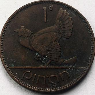 Ирландия 1 пенни 1935 г. СОСТОЯНИЕ!!!!!