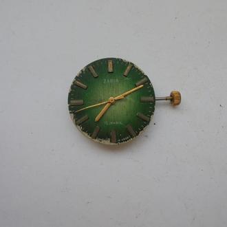 Часы механические ЗАРЯ на запчасти. (№940).