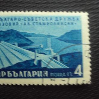 Болгария 1955г. гаш.