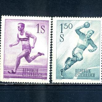 Австрия. Спорт (серия)** 1959 г.