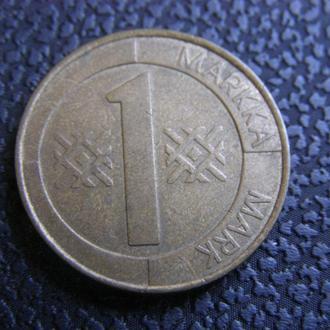 1 марка 1995 Финляндия