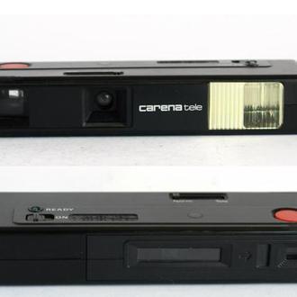 Пленочная фотокамера Carena Tele 110EF 1988 Japan
