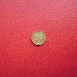 Чехословакия 20 геллеров 1972