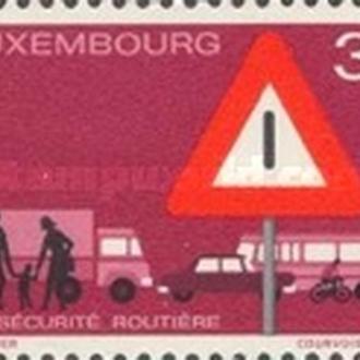 Люксембург 1970