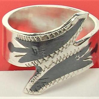 Кольцо перстень серебро СССР 925 проба 5,11 гр 17 размер