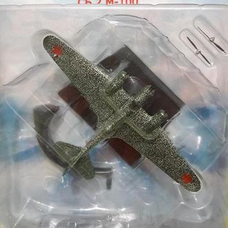 Легендарные самолеты СБ 2 М100