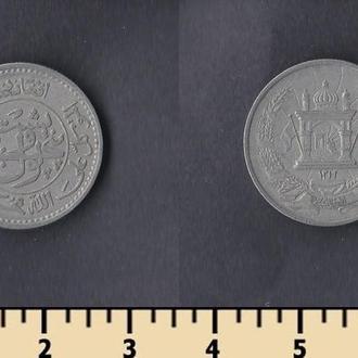 АФГАНИСТАН 25 ПУЛА 1937