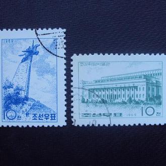 КНДР 1969г.гаш.