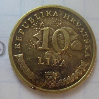 Хорватия. 10 липа 2001 года.