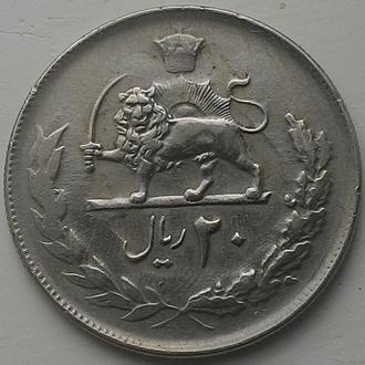 Иран 20 риалов (1973–1978 г.)