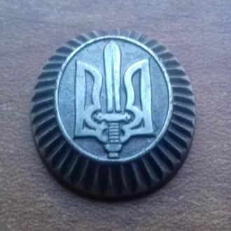 Кокарда Укр. Легiону полк. Р.Сушка (ВВН). 1939р. /б.е./