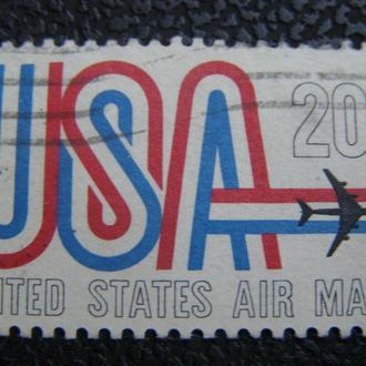 США почта