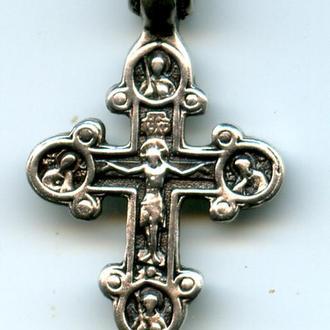 Крестик Серебро 3,9гр