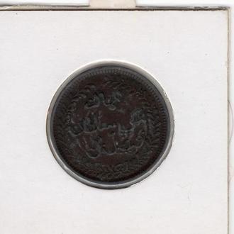 Маскат и Оман 1895 (1315) 1/4 анны - Muscat and Oman 1/4 anna