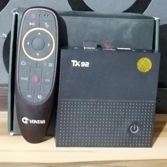 Андроид ТВ+аэроджостик