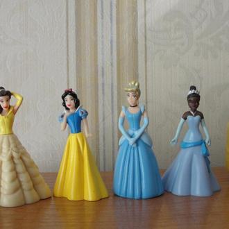 Сборная фигурка, принцессы Диснея, Disney Princess