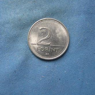 Венгрия 2 форинта 1996 год