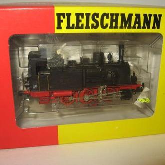 Паровоз BR89. Fleischmann 4010. НО
