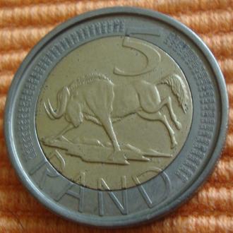 ЮАР 5 рэндов - 2004