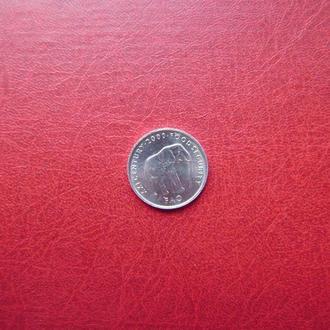 Сомали 5 шиллингов 2000 ФАО Слоны