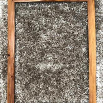 деревянная дерев'яна рамка для картини стара 50*37 см (№937)