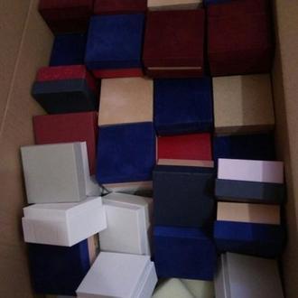 Новые коробки под ордена и медали