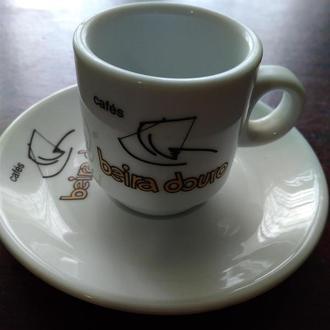 35..BEIRA DOURO..Чашка +блюдечко ..колекційні