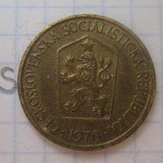 ЧЕХОСЛОВАКИЯ, 1 крона 1970 г.