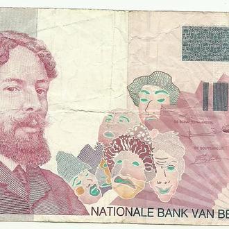 Бельгия 100 франков