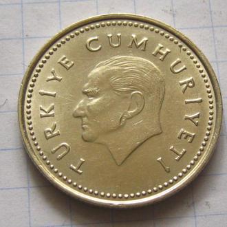 Турция _ 1000 лир 1992 года