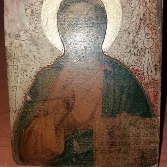 Икона Спасителя. 11 на 13см