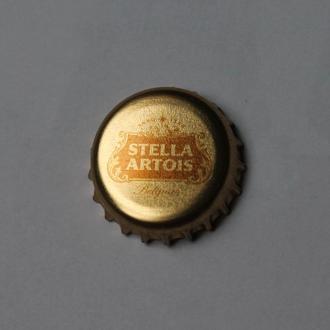 "Крышка пиво ""STELLA ARTOIS Belgium"""