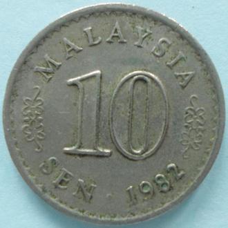 (А) Малайзия 10 сен 1982