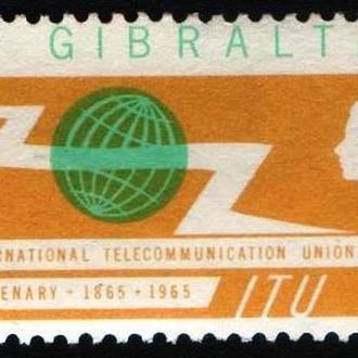 Гибралтар (1965) Международный союз электросвязи