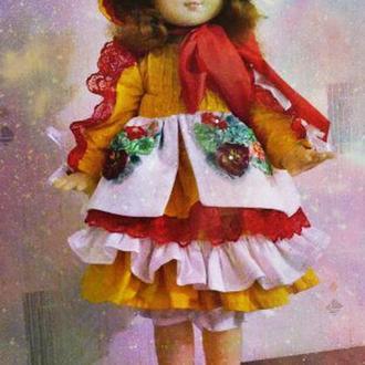 кукла СССР  Олеся!