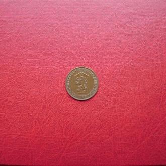 Чехословакия 50 геллеров 1969